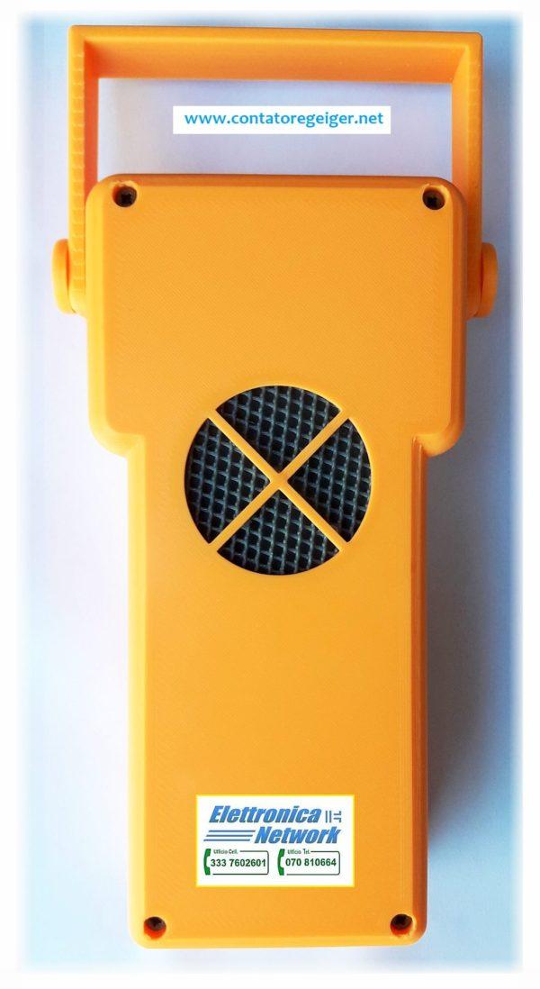 Nuovo Contatore Geiger Guardian Ray Smart lato sonda Pancake