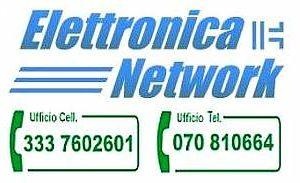 ElettronicaNetwork logo e recapiti telefonici