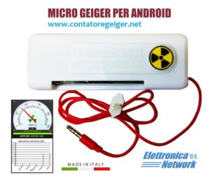 Micro Geiger per Android
