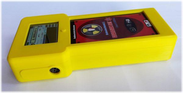Contatore Geiger Alfa, Beta, Gamma, Guardian Ray Smart 712
