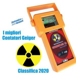 I migliori Contatori Geiger del 2020