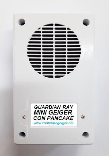 Contatore Geiger MINIGEIGER 7317 con sonda Pancake 4