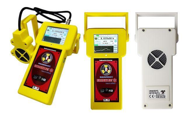 Contatori Geiger Guardian Ray modelli disponibili